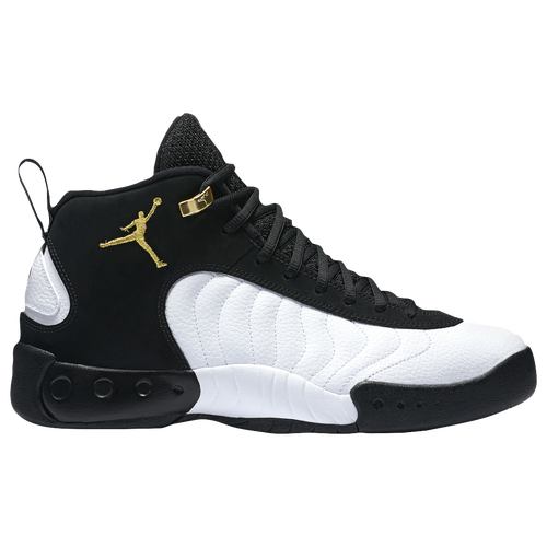 Jordan Jumpman Pro - Men's - Basketball - Shoes - Black/Metallic Gold/White