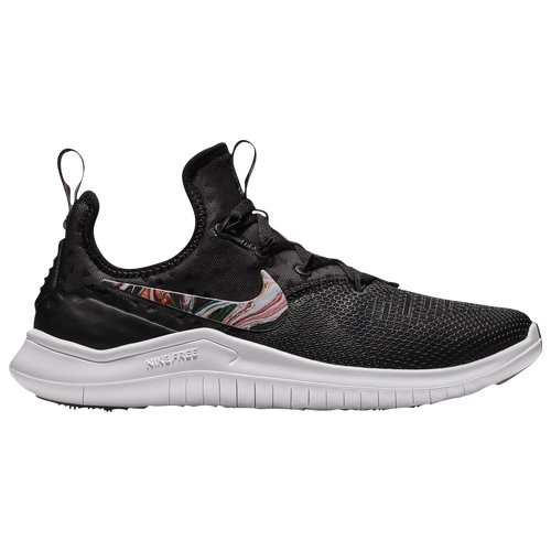 Nike Free Tr 8 Women S Training Shoes Black White