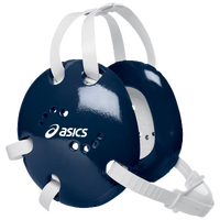 ASICS® Snap Down Earguard - Men's - Navy / White