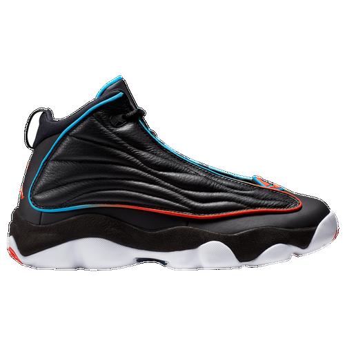Jordan Pro Strong Men S Basketball Shoes Black