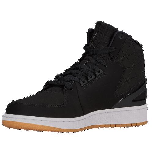 Jordan 1 Flight 3 Boys Grade School Basketball Shoes