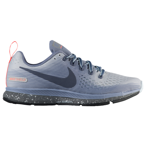 Nike Air Zoom Pegasus 34 Shield - Women's - Running - Shoes - Wolf  Grey/Thunder Blue/Dark Sky Blue