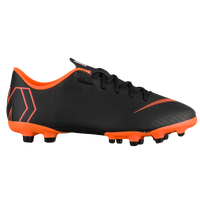 Nike Mercurial Vapor 12 Academy MG - Boys' Grade School - Black / Orange