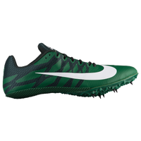 Nike Zoom Rival S 9 - Men's - Dark Green / White