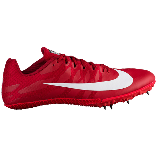 Nike Zoom Rival S 9 Men's University Red/White/Tough Red/Black 07564600