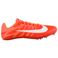 Nike Zoom Rival S 9 - Men's - Orange / White