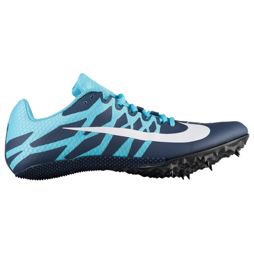Nike Zoom Rival S 9 - Women's - Track & Field - Shoes - Thunder  Blue/White/Polarized Blue/Black