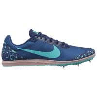 Nike Zoom Rival D 10 - Men's - Blue / Aqua