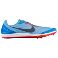 Nike Zoom Rival D 10 - Men's - Light Blue / Navy