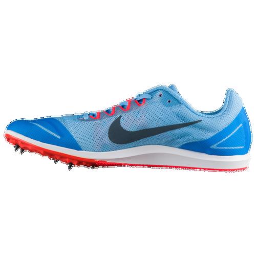 Nike Zoom Rival D 10 Men's Football Blue/Blue Fox/Bright Crimson 07566446