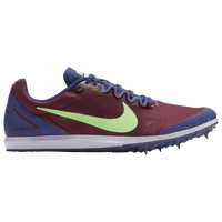 Nike Zoom Rival D 10 - Men's - Maroon / Purple