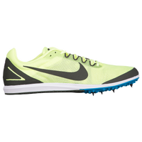 Nike Zoom Rival D 10 - Men's - Light Green / Olive Green