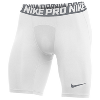 Nike Team Pro Shorts - Men's - White