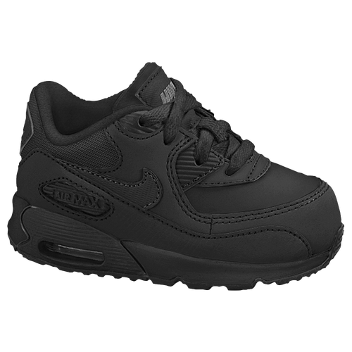 Nike Air Max 90 Boys Toddler Casual Shoes Black