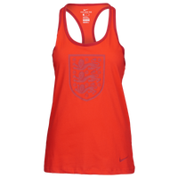 Nike Crest Tank - Women's - England - Red