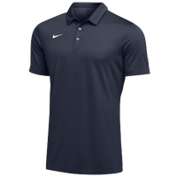 Nike Team S/S Polo - Men's - Navy / White