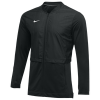 Nike Team Authentic Elite Hybrid Jacket - Men's - Black / White