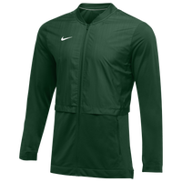 Nike Team Authentic Elite Hybrid Jacket - Men's - Green / White
