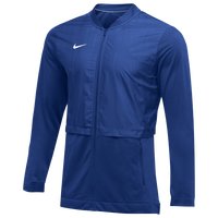 Nike Team Authentic Elite Hybrid Jacket - Men's - Blue / White