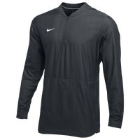 Nike Team Authentic Lockdown Jacket - Men's - Grey / White