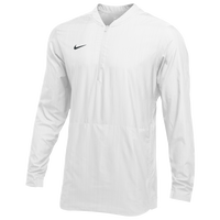 Nike Team Authentic Lockdown Jacket - Men's - White / Black