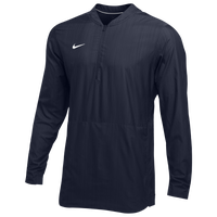 Nike Team Authentic Lockdown Jacket - Men's - Navy / White