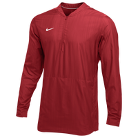 Nike Team Authentic Lockdown Jacket - Men's - Red / White