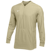Nike Team Authentic Lockdown Jacket - Men's - Gold / White