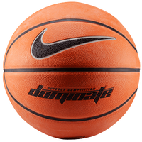 Nike Dominate Basketball - Men's - Orange / Black