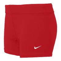 "Nike Perf 3.75"" Game Shorts - Women's - Red / Red"