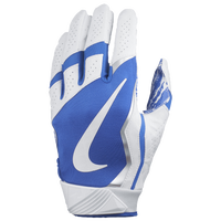 Nike Vapor Jet 4.0 Football Gloves - Men\u0027s - White / Blue