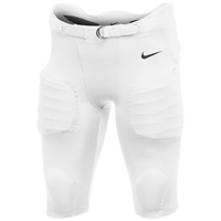 Nike Team Pants Recruit 3.0 - Boys' Grade School - White / Black