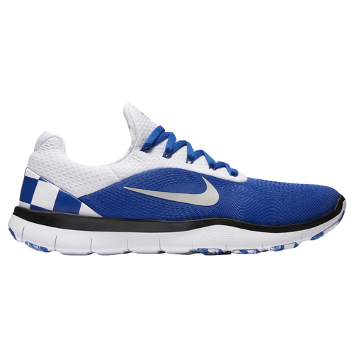 Nike Free Trainer V7 - Men's - Training - Shoes - Kentucky Wildcats - Game  Royal/Wolf Grey/White/Black