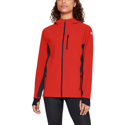 Under Armour Outrun The Storm Jacket Women S Running Clothing