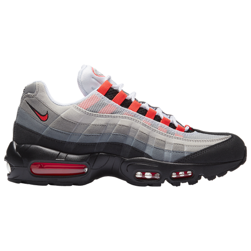 red nike air max 95 men