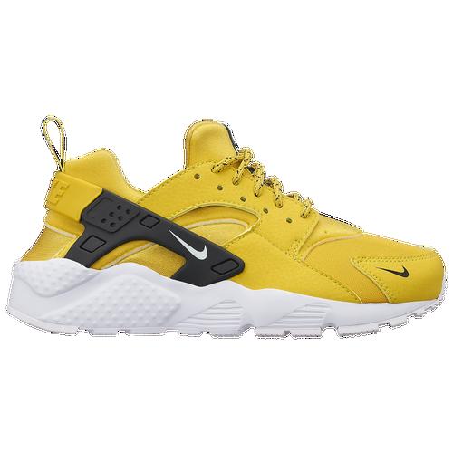 Nike Huarache Run Boys Grade School Casual Shoes Bright