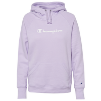 Champion Graphic Fleece Pullover Hoodie - Women's - Purple