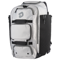 DeMarini Special Ops Spectre Baseball Backpack - Silver