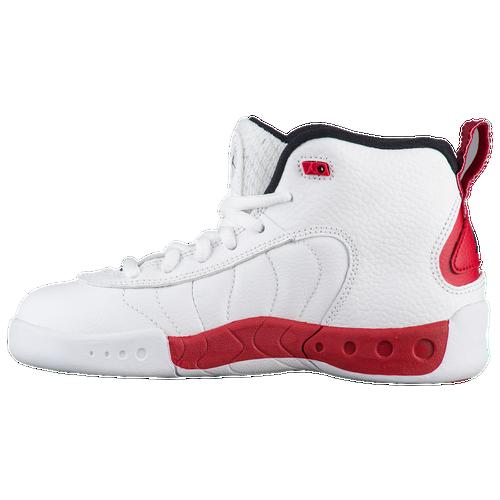 Jordan Jumpman Pro - Boys  Preschool - Basketball - Shoes - White ... 74a0e042a0152