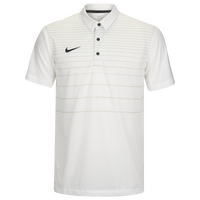 Nike Team Early Season Polo - Men's - White / Black