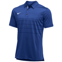 Nike Team Early Season Polo - Men's - Blue / White