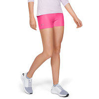 "Under Armour Armour 3"" Shorty - Women's - Pink"