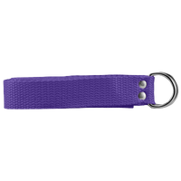 "Athletic Specialties 1"" Web Football Belt - Purple / Purple"