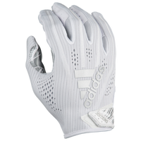 adidas Adizero 5-Star 7.0 Receiver Gloves - Men's - All White / White