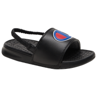 60f6c360074 Champion IPO Slide - Boys  Toddler - Black