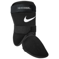 Nike BPG 40 Batter's Leg Guard 2.0 - Men's - Black / White