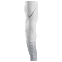 Nike Pro Baseball Flood Sleeve - Men's - White / Silver