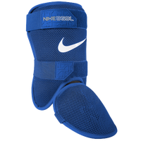 Nike BPG 40 Batter's Leg Guard 2.0 - Men's - Blue / White