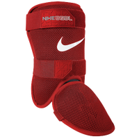 Nike BPG 40 Batter's Leg Guard 2.0 - Men's - Red / White