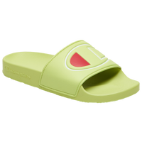 Champion IPO Slide - Women's - Light Green